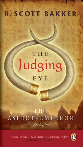 9780143051619: The Judging Eye: The Aspect-emperor Book I