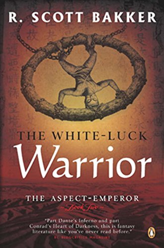 9780143051626: The White-Luck Warrior: The Aspect-Emperor; Book Two