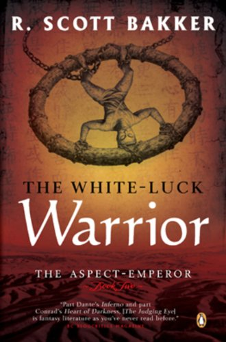 9780143051633: The White-Luck Warrior: The Aspect-Emperor; Book Two