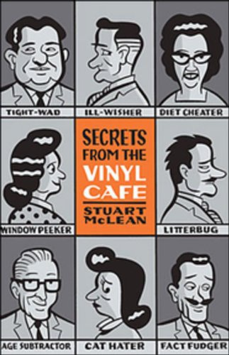 9780143053712: Secrets From the Vinyl Cafe