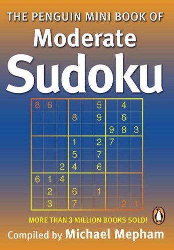 9780143053972: Penguin Mini Book Of Moderate Sudoku