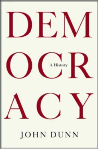 9780143054863: Democracy a History