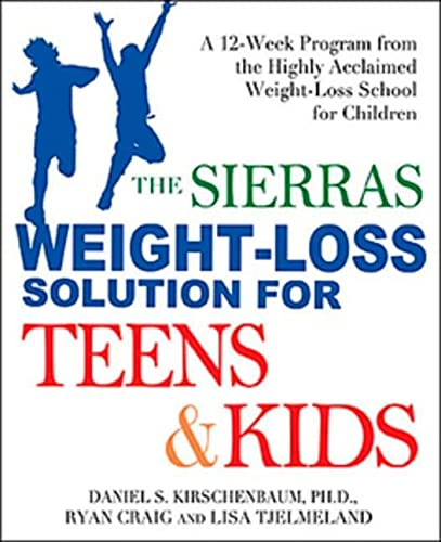 9780143055358: The Sierras Weight-Loss Solution for Teens and Kids