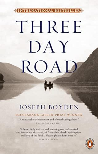 9780143056959: Three Day Road