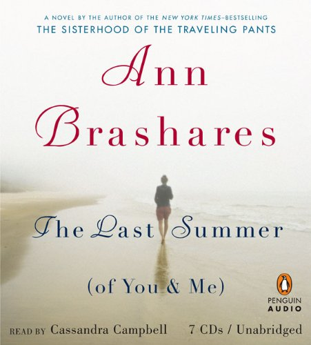 9780143057666: The Last Summer (of You and Me)