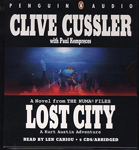 9780143057840: Lost City (NUMA Files)