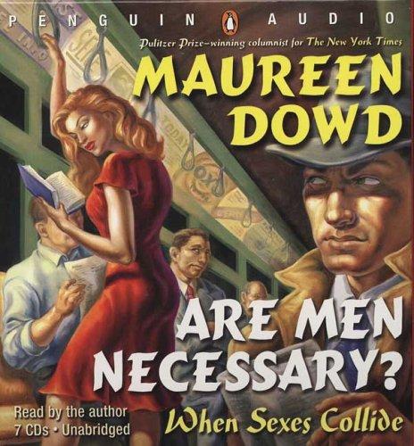 9780143058281: Are Men Necessary? When Sexes Collide