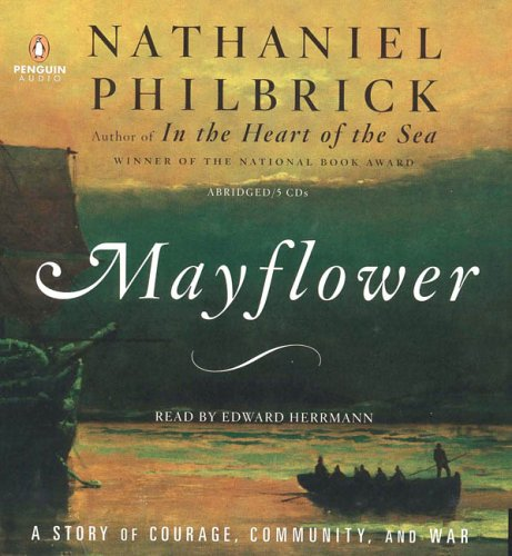 9780143058885: Mayflower: A Story of Courage, Community, and War