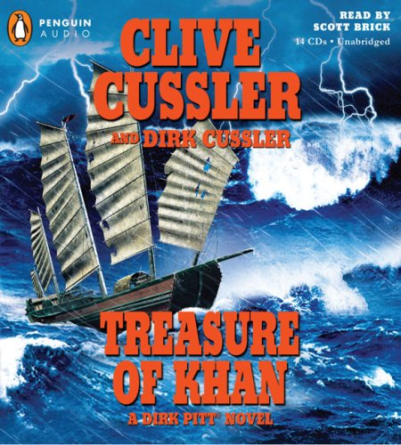 9780143058953: Treasure of Khan (Dirk Pitt Adventure)