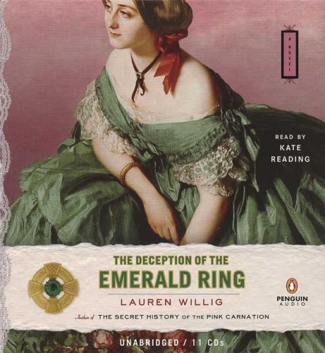 The Deception of the Emerald Ring: Lauren Willig