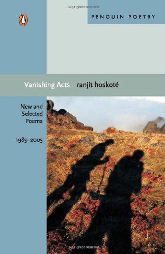 9780143061854: Vanishing Acts: New and Selected Poems, 1985-2005