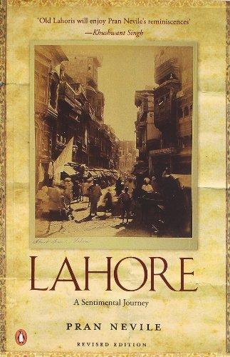 9780143061977: Lahore - A Sentimental Journey