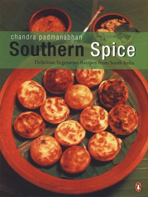 9780143062295: Southern Spice: Delicious Vegetarian Recipes from South India