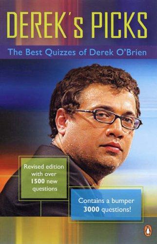 Derek's Picks: The Best Quizzes of Derek O' Brien: O'Brien, Derek