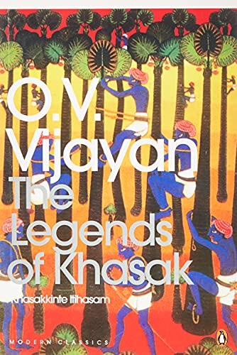 9780143063674: The Legends of Khasak
