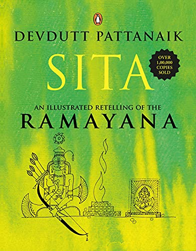 9780143064329: Sita: An Illustrated Retelling of the Ramayana