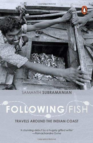 9780143064473: Following Fish: Travels around the Indian Coast