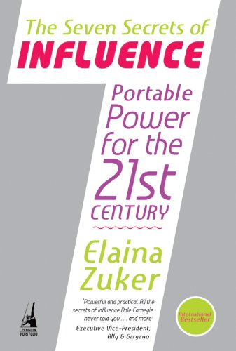 9780143064657: Penguin Books India The Seven Secrets Of Influence : Portable Power For The 21St Century