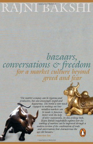 9780143064916: Bazaars, Conversations and Freedom