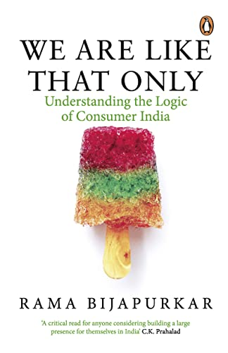 9780143065975: We are like that only; Under........