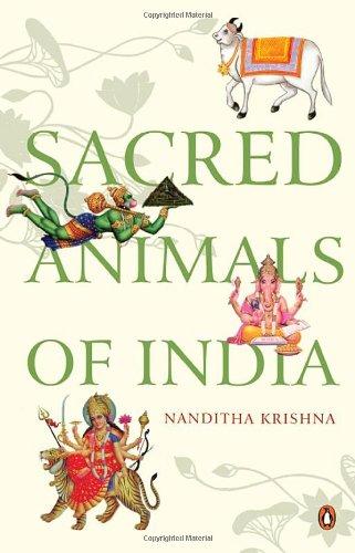 9780143066194: Sacred Animals of India