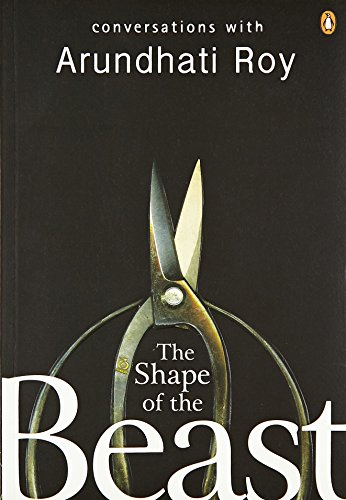 9780143066545: Penguin India The Shape Of The Beast : Conversations With Arundhati Roy