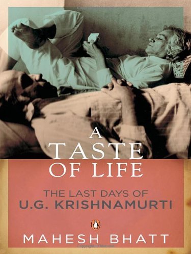 9780143067160: A Taste of Life