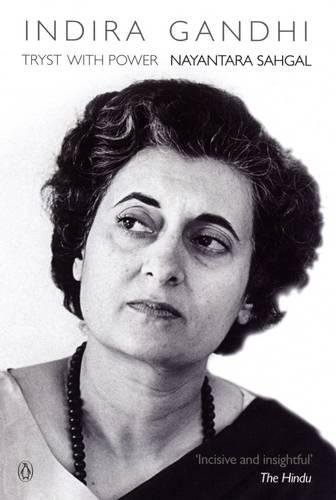 9780143067351: Indira Gandhi: Tryst With Power