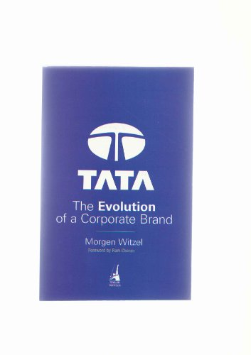 9780143068327: TATA The Evolution of a Corporate Brand