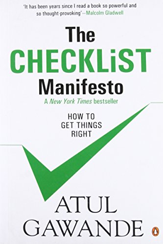 9780143068655: The Checklist Manifesto: How To Get Things Right