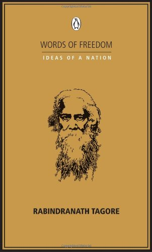 9780143068945: Rabindranath Tagore (Words of Freedom: Ideas of a Nation)