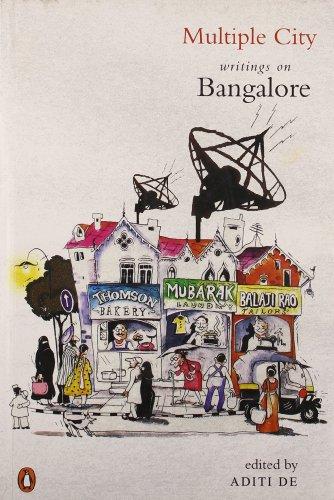 Multiple City: Writings on Bangalore: Aditi De (ed.)