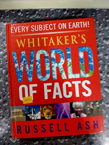 9780143100942: Whitaker's World of Facts: New for 2007
