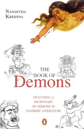 9780143102021: The Book of Demons: Including a Dictionary of Demons in Sanskrit Literature