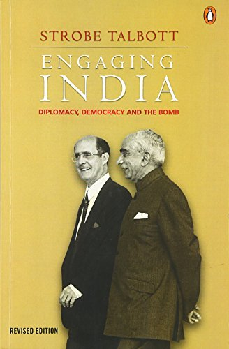 9780143102144: Engaging India: Diplomacy, Democracy and the Bomb