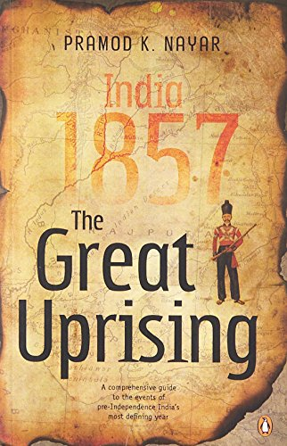 9780143102380: Great Uprising, The: India 1857