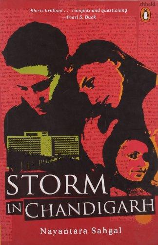 9780143102762: Storm in Chandigarh