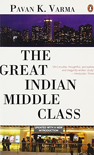 9780143103257: The Great Indian Middle Class