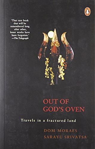 9780143103592: Out of God 's Oven: Travels in a Fractured Land
