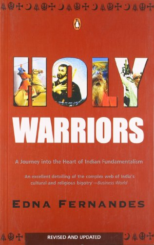 9780143103608: Holy Warriors : A Journey into the Heart of Indian Fundamentalism (Revised and updated)