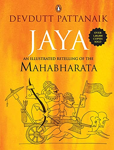 9780143104254: Jaya: An Illustrated Retelling of the Mahabharata