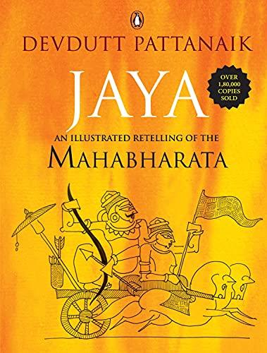 9780143104254: Jaya: An Illustrated Retelling of the Mahabharata