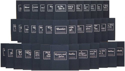 9780143104803: World of Shakespeare: The Complete Plays and Sonnets of William Shakespeare (38 Volume Library)