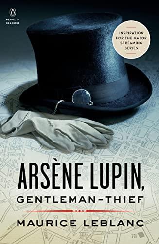 9780143104865: Ars�ne Lupin, Gentleman-thief (Penguin Classics)