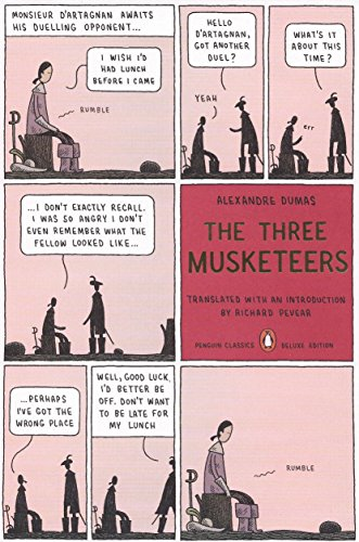 9780143105008: The Three Musketeers: (Penguin Classics Deluxe Edition)