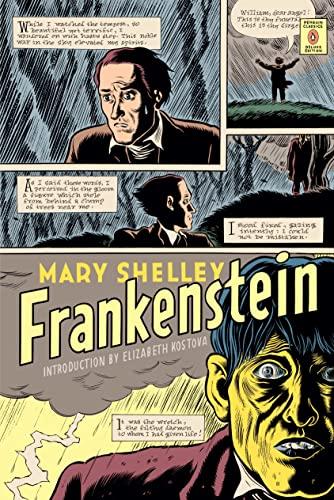 9780143105039: Frankenstein (Penguin Classics Deluxe Edition)