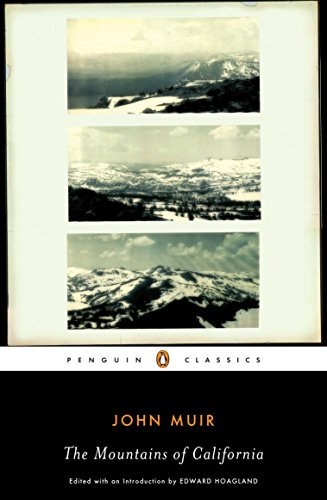 9780143105251: The Mountains of California (Penguin Classics)