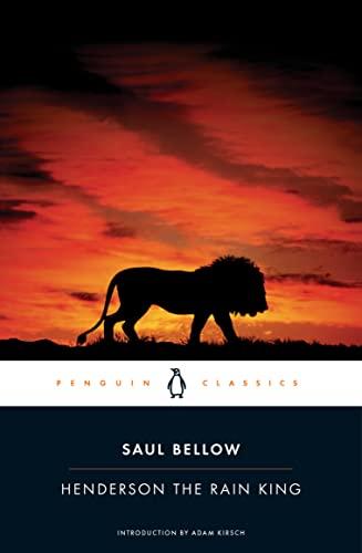9780143105480: Henderson the Rain King (Penguin Classics)