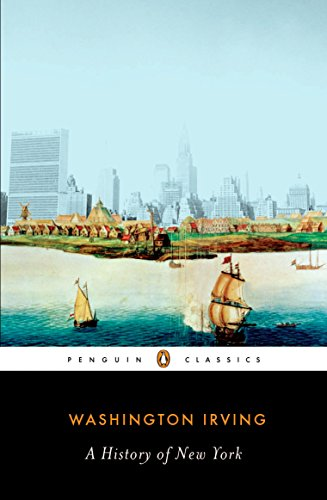 9780143105619: A History of New York (Penguin Classics)