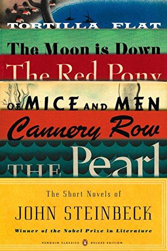 9780143105770: The Short Novels of John Steinbeck: (Penguin Classics Deluxe Edition)